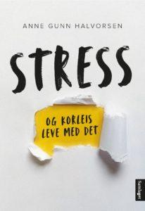 Stress bokomslag