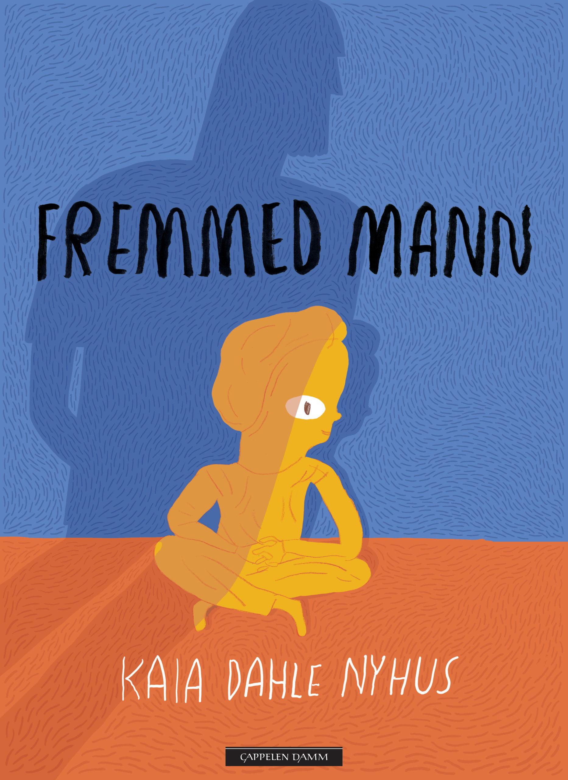Fremmed mann forside